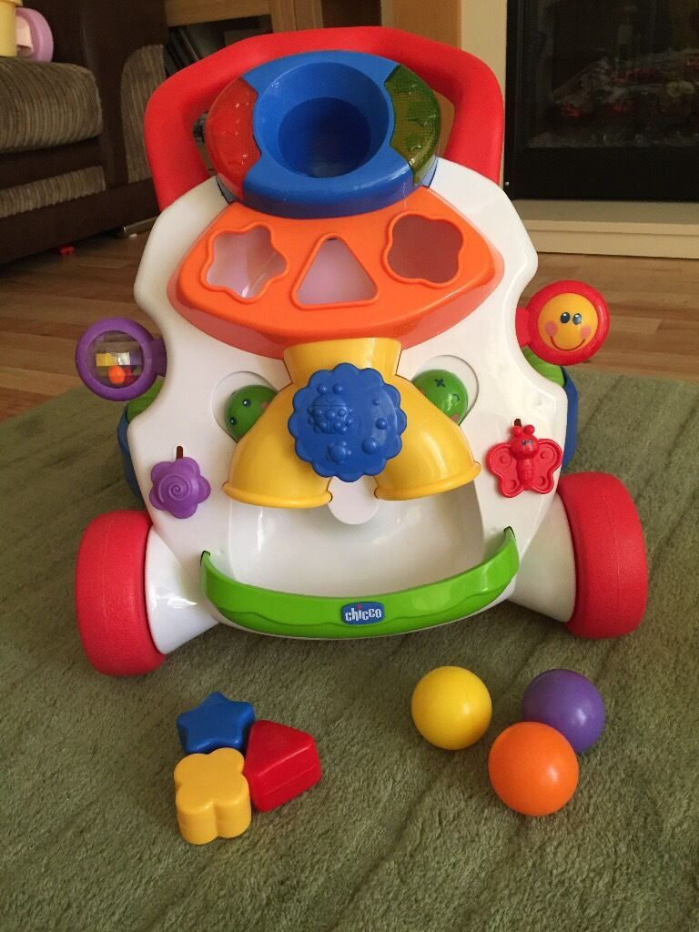 Chicco push along walkerin Caerleon, NewportGumtree - Excellent used condition, lights and sounds all working. Smoke free home £10
