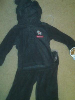 Carter's 2pc Newborn Outfit Child Of Mine Sweater+corduroys Pants Infant Boy