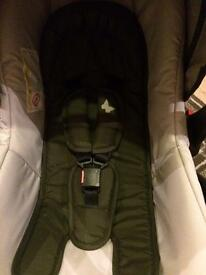 Brand new carseat