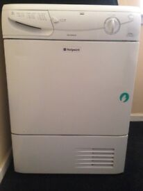 7kg hotpoint condensor tumble dryer (offers around price considered)