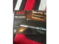 Akai DVD playernever used still in box