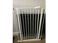 Safetots large extra tall baby gate