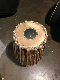 2x Indian Drums Percussion. Total price.