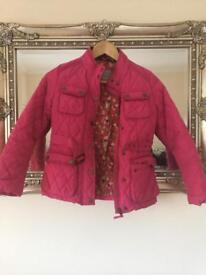 Next Girls 9 -10 padded Jacket