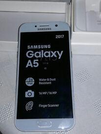 NEW SAMSUNG Galaxy A5 2017 blue unlocked