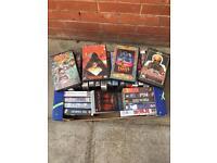 150 VHS horror films