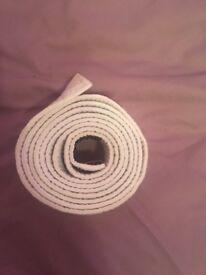 Blitz White Martial Arts Belt 160cm