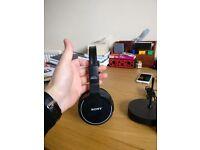 Sony Wireless Headphones - Range 100m
