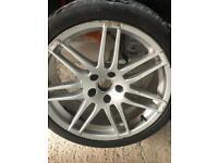 Audi tyres