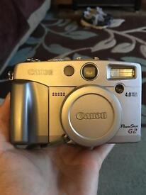 Canon PowerShot G2