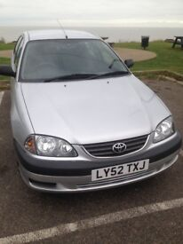 2003 Toyota Avensis GS