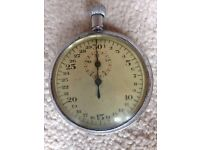 Vintage stopwatch - working
