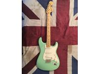 Fender American Special Stratocaster - mint conditions, like new + soft case