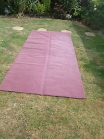 Awning Ground Sheet, to fit approx 250cm (8') X 335cm (11') approx