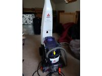 Bissell Cleanview Lift-off Carpet Cleaner, Good Condition