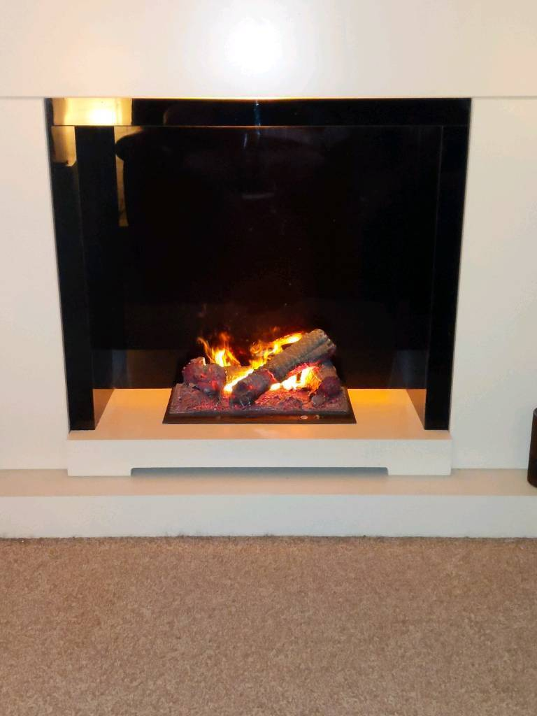 Awesome Dimplex Optimyst Electric Fireplace In Whitburn West Lothian Gumtree Download Free Architecture Designs Salvmadebymaigaardcom