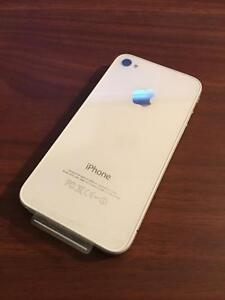 Apple iPhone 4S 8GB White - UNLOCKED - NEW - Guaranteed Activation + No Blacklist