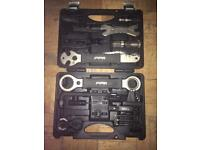 Halfords bike tool kit complete