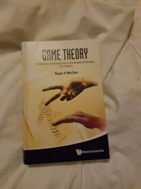 Game Theory: A Nontechnical Introduction to the Analysis of Strategy (3rd Ed.) by Roger A McCain