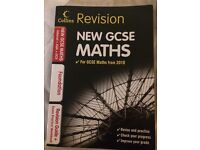 GCSE Maths revision book