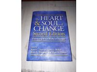 The Heart and Soul of Change Second Edition. Delivering what works in Therapy