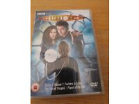 BBC Doctor Who Series 4 Vol 1 DVD