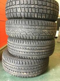 16 inch 4x4 tyres