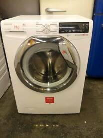 Hoover 8kg washing machine 1600spin