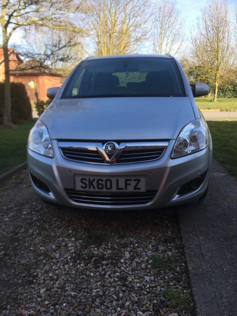 Vauxhall zafira 1.7 elite cdti vgc 12mths mot