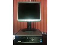 Dell Optiplex 780 and Acer Monitor