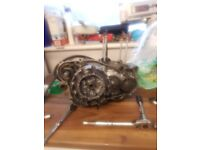 Crf 250r engine for spares