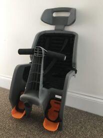 Bike Child Seat - Beto Kids Deluxe Seat - Grey
