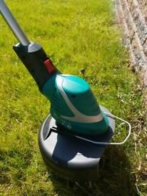 Bosch art 26 cordless grass trimmer
