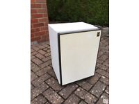Table top fridge. Small Electrolux Counter Top Refrigerator.