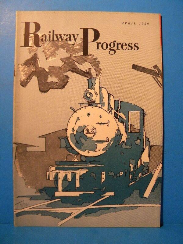 Railway Progress 1950 April