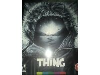 The thing limited blu ray