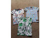 Next T-Shirts age 4/5