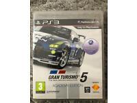 Gran Turismo 5 Academy Edition ps3 game