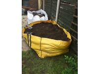 2.5 tonnes of soil FREE to collect - Alsager