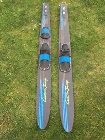 Water skis for sale (choice of 4)