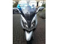 SYM JOYMAX 125cc Learner Legal Scooter - REDUCED!!