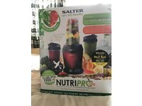 Salter lets go healthy nutripro 1000 multi purpose blender/superfood blender