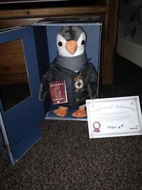Wilber, British Gas penguin