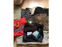 Bundle of bnwt kids clothes size 11-12