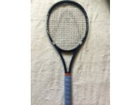 Head Midplus Tennis Racquet. Hardly Used Tennis Racket for all level. New Grip, L2. 285gm.
