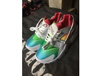 Limited addition Nike huaraches size 3 brand new unwanted gift