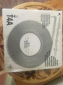 Stainless steel band wire