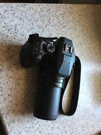 Panasonic DCFZ82 60x Optical Long Zoom Bridge Camera with 4k Video