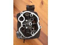 Honda xr125 2004 cylinder head