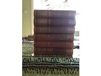 Harmsworths Home Doctor -6 volumes